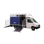 Ifor Williams Horsebox Container