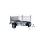 Small Unbraked, Padraic O Haire Trailers